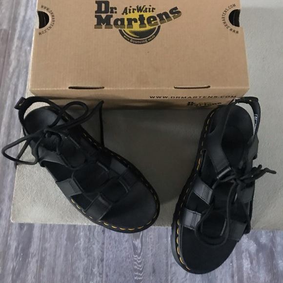 Dr. Marten Airwave Nartilla Gladiator Sandal